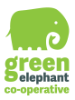 Green-elephant-co-op-logo