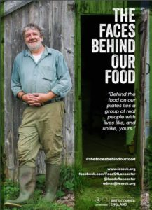 Exhibition: The Faces Behind Our Food @ Halton Mill