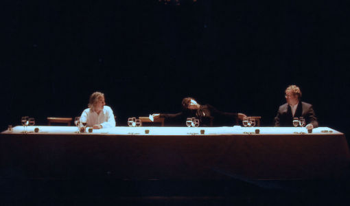 """Reckless Sleepers present """"The Last Supper"""""""