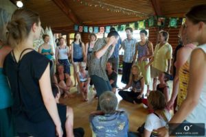 Re-wilding the Voice: an Introduction to Vocal Improvisation @ Halton Mill